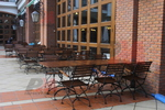 качествен дървен стол за бар