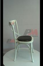евтини дървени виенски столове Тонет за външна употреба