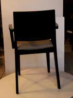 за вътрешно ползване дървени столове с дамаска