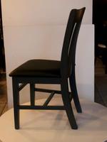 дървени столове с дамаска с гаранция