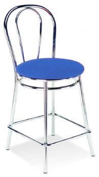 Бар стол TULIPAN 7/8  chrome