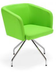 Кресло модел HELLO 4S chrome