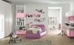 Мебели за детска стая по индивидуален проект по проект