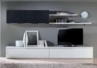 мебели в бяло-черно ПДЧ