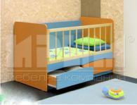 Детско легло Бибо