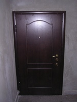 интериорни врати естествен фурнир нечупливи