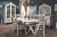 Класически мебели от масив