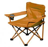 Сгъваем стол за къмпинг в оранжево