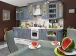 кухня по индивидуален проект 1140-3316