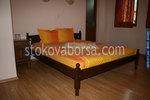 дървена масивна спалня по поръчка