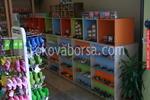 изработка на стелажи за детски обувки