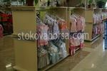 стелаж за детски дрехи по поръчка