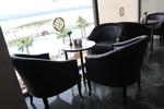 Луксозно хотелско обзавеждане за лоби бар
