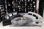 Изработка на заоблени дивани по поръчка на клиента