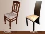 Столове от дъб