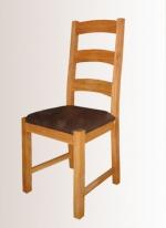 маси и столове изкуствено състарени