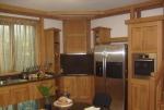 Дъбова кухня състарена