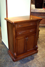 производство на дървени шкафове и витрини