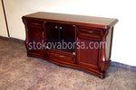 производство на дървени шкафове и витрини по поръчка