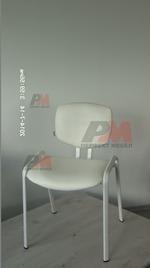 офис столове в бял цвят за офис сгради